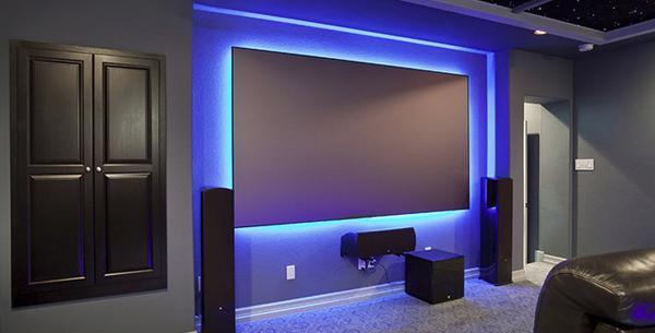 Led P 225 Sek Za Tv 50cm 5v Usb Konektor Modr 193 Za Televizi
